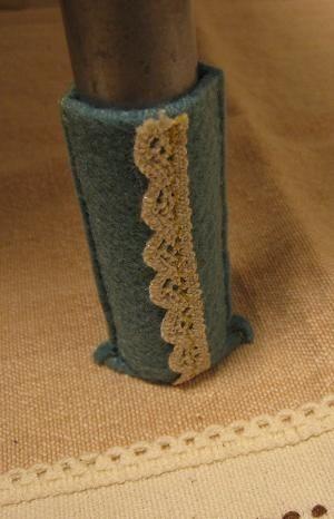 すっごく簡単!椅子の脚カバーの作り方|ソーイング|編み物・手芸・ソーイング | アトリエ