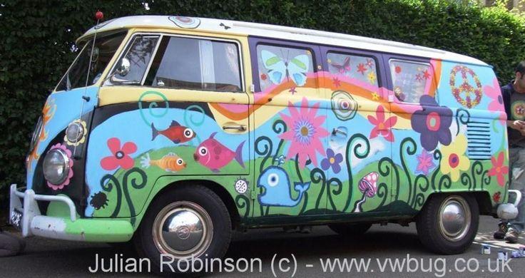 images  hippy camper vans  pinterest vinyls vw forum  sticker vinyl