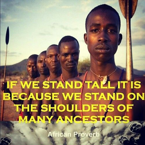 African Roots Quotes: 123 Best Raising The Height Of African Consciousness
