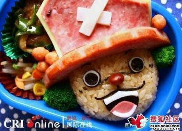 Забавная еда (6 фото)