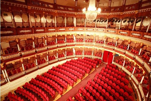Teatro Adolfo Mejía, Cartagena