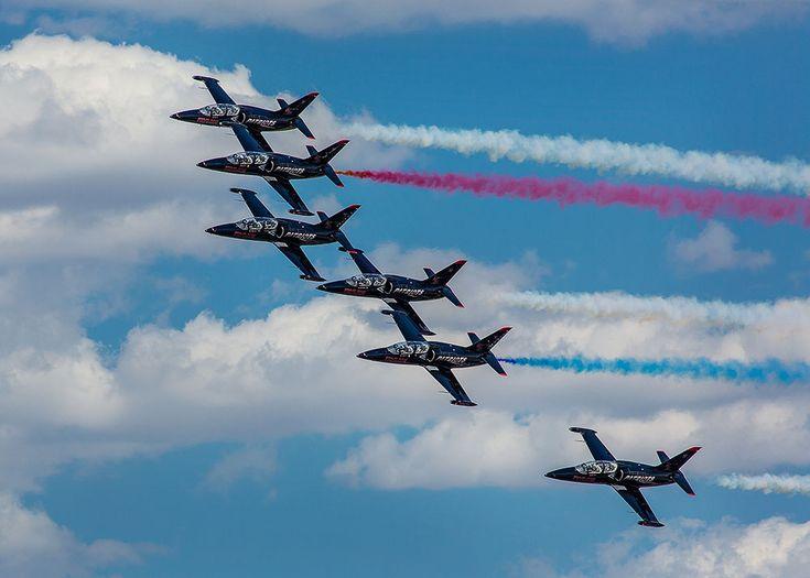 The Reno Air Races airshow