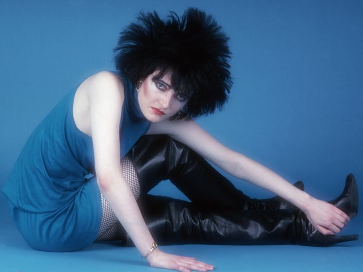 Сьюзи Сью в фактах и цитатах - http://rockcult.ru/siouxsie-sioux-facts-quotes