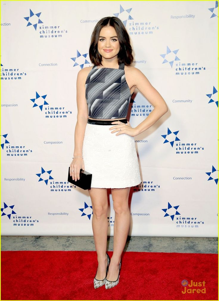 Lucy Hale & Jonathan Sadowski Honor Jordan Hinson At Zimmer Children's Museum Discovery Award Dinner: Photo #893327. Lucy Hale and Katie Leclerc step out in style with Jonathan Sadowski for the 2015 Zimmer Children's Museum Discovery Award Dinner held at The Globe Theatre on Thursday…