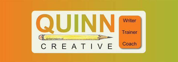 "Quinn McDonald, author of ,""Raw Art Journaling"""