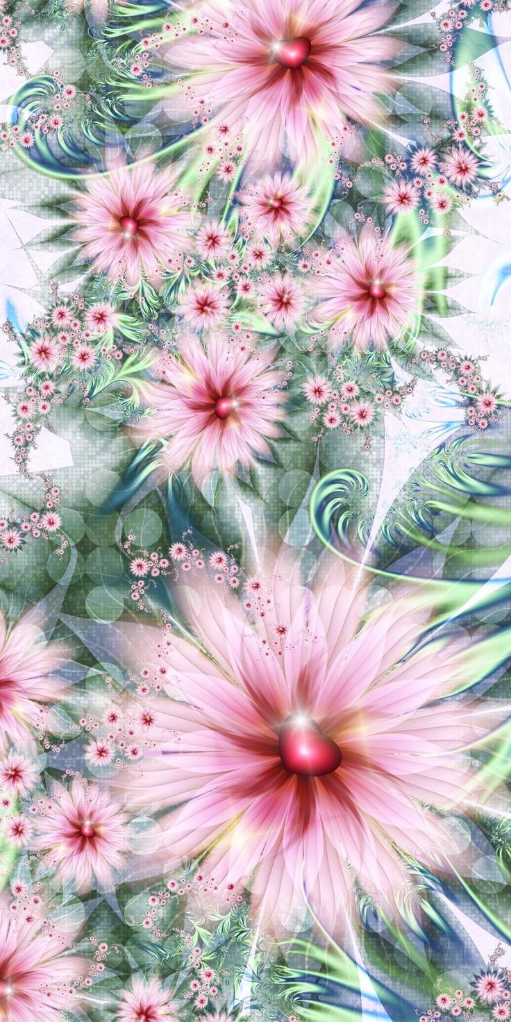 Fairie Flowers