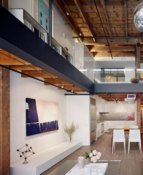 Converting Light Industrial To Residential: 69 Best Project: Warehouse Conversion Into Retail Space