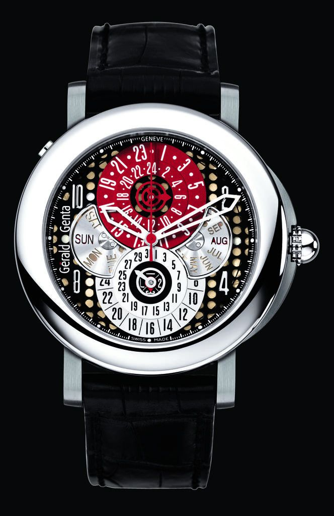 Arena by Gérald Genta, Gérald Genta Watches and Timepieces and Luxury Watches on Presentwatch