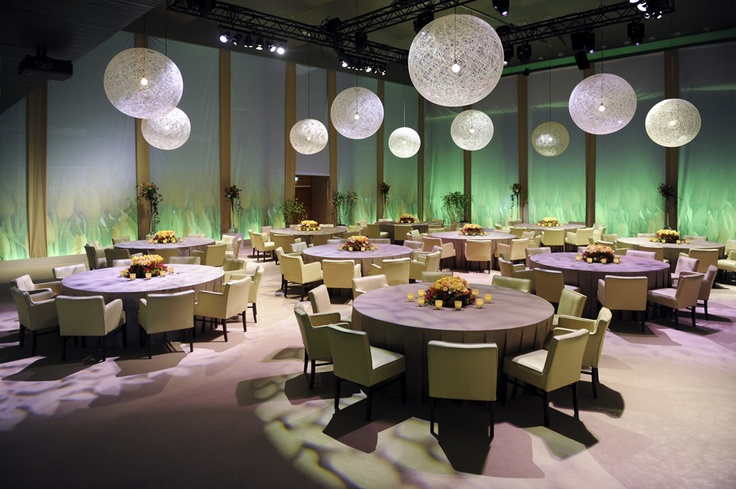 Novotel World Forum in The Hague. Perfect for a trendy #wedding.