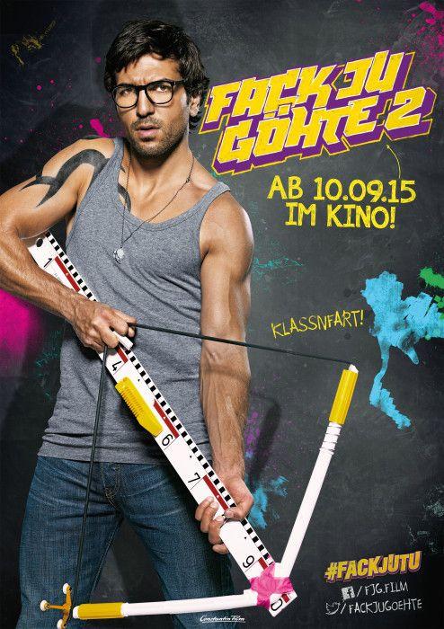 MIDNIGHT-PREVIEW: FACK JU GÖHTE 2 * Mi., 09. September * Beginn: 23.59 Uhr * Infos & Tickets: www.thega-filmpalast.de #thega #filmpalast