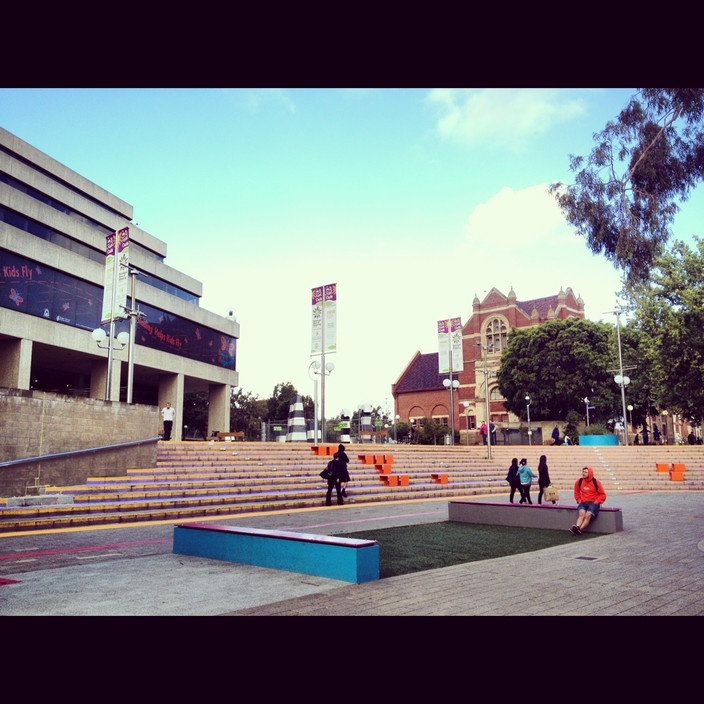 State Library of Western Australia - Alexander Library Building, Perth WA #australia #travel