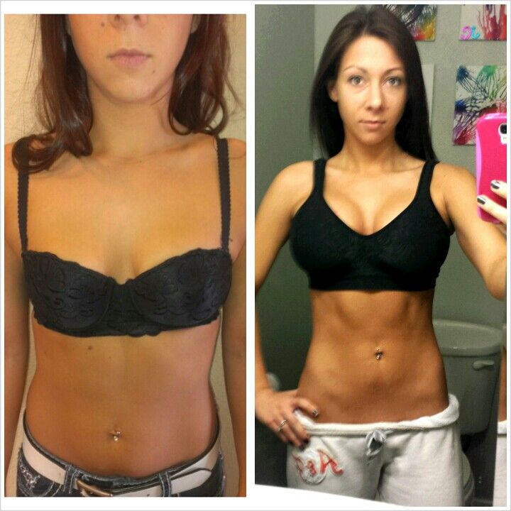 how to get a perfect body in one month