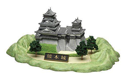 Fujimi Model 1/700 Meishi No.1 Kumamoto Castle 400th Anniversary #fujimi