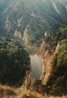 Dunajec River, Poland