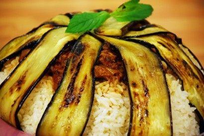 Patlıcanlı Kuzu Etli Pilav Tarifi Pratik Etli Yemek Tarifleri — Resimli Yemek Tarifleri