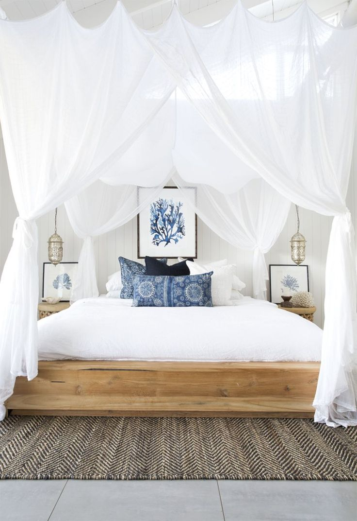 Best 25+ Tropical canopy beds ideas on Pinterest | Beach style canopy beds,  Tropical bed pillows and Palm wallpaper