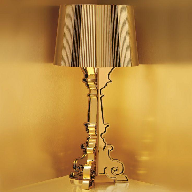 A treasury #Xmas ideas   Christmas in gold! Bourgie by Ferruccio Laviani