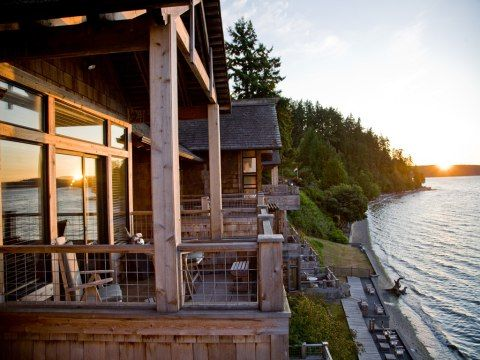 Inn at Langley, Whidbey Island I Condé Nast Traveler