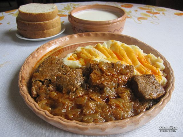 52 best albanian food images on pinterest for Albanian cuisine
