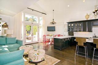 The Rusted Wardrobe: Celebrity Homes Monday--Tori Spelling & Dean McDermott