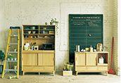 特集:自分スタイルで選ぶ、キッチン収納あれこれ 5kitchen style 61 Items   インテリアショップ unico