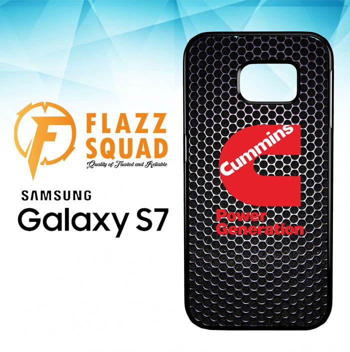 cummins Power Generation logo Z3884 Samsung Galaxy S7 Case