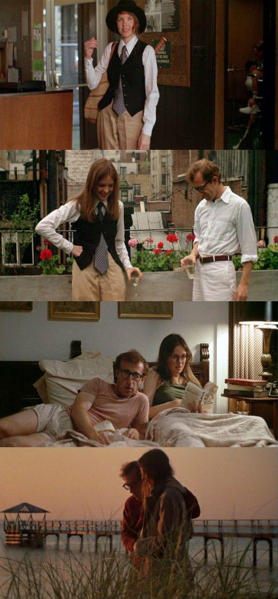 Annie Hall, 1977 (dir. Woody Allen). #movie #film