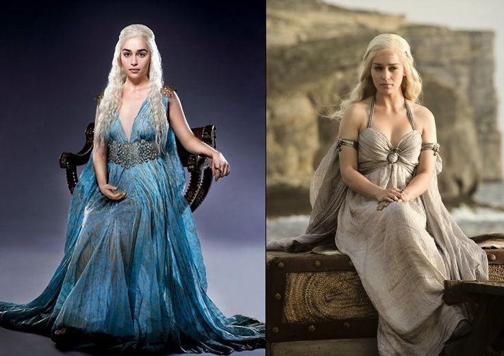 Daenerys Targaryen gowns!