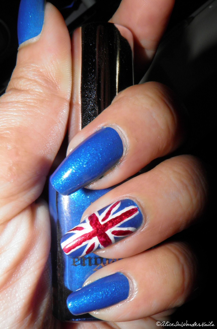 The 25 best diy union jack nails ideas on pinterest ikea lack order of the garter meets the union jack nails nailart freehand unionjack prinsesfo Image collections