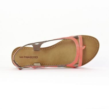 Mynnew sandals!  Les Tropeziennes Isatis Corail,