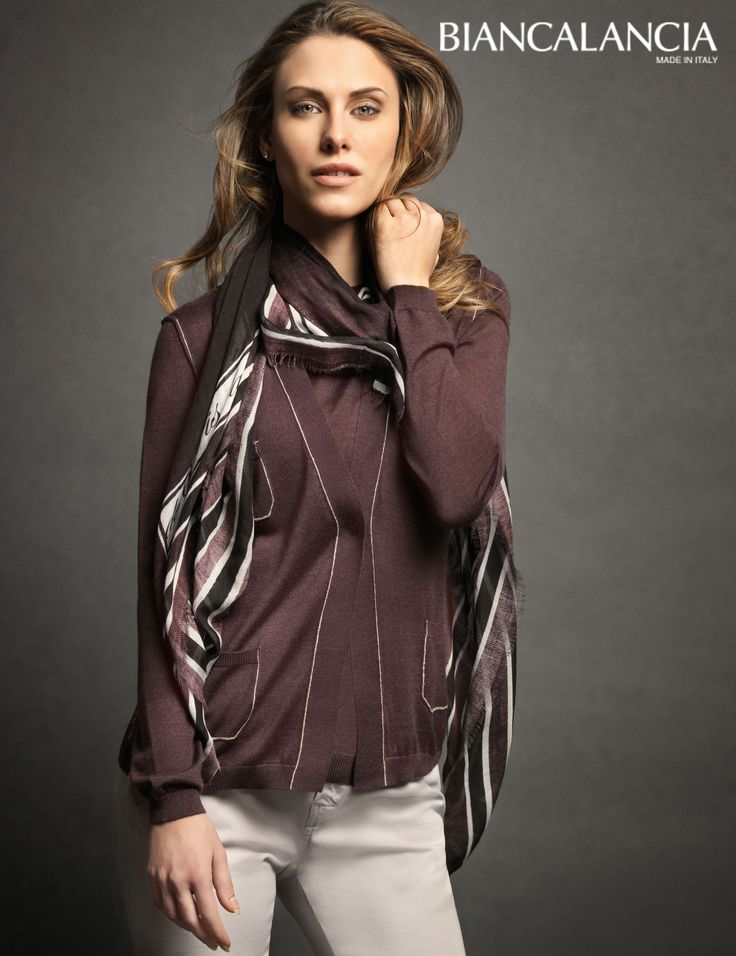 Charming Colors  #biancalancia #fw #MadeInItaly #fashion