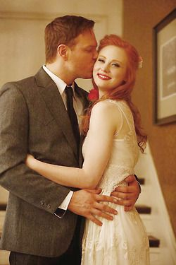 true blood series finale - Hoyt and Jessica <3