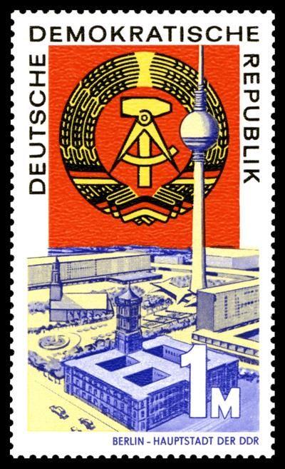DDR stamp 1969