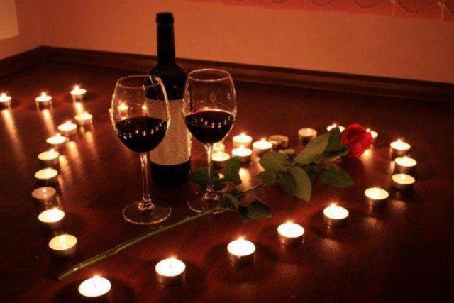 Романтика для мужа в домашних условиях фото