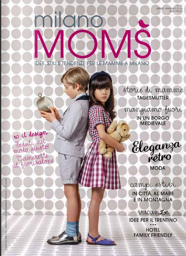 Dulcipedia su Milanomoms, numero di aprile - maggio 2016. Sfoglia la rivista completa qui: http://www.milanomoms.it/rivista-sfogliabile/
