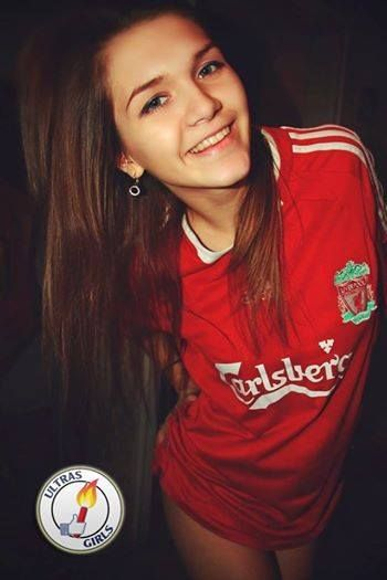 61 Best Images About Liverpool FC Babes On Pinterest