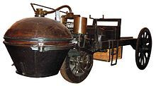 The first experimental vehicles were built in the 17th and 18th century, but it was not until after Richard Trevithick had developed the use of high-pressure steam, around 1800, that mobile steam engines became a practical proposition. The first half of the 19th century saw great progress in steam vehicle design, and by the 1850s it was viable to produce them on a commercial basis. The next sixty years saw continuing improvements in vehicle technology and manufacturing techni