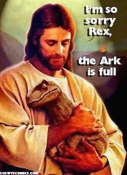 Awww! Sorry Rex!