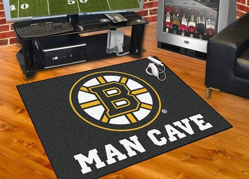 Boston Bruins Man Cave All Star