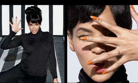 Beyonce - Countdown- Nails