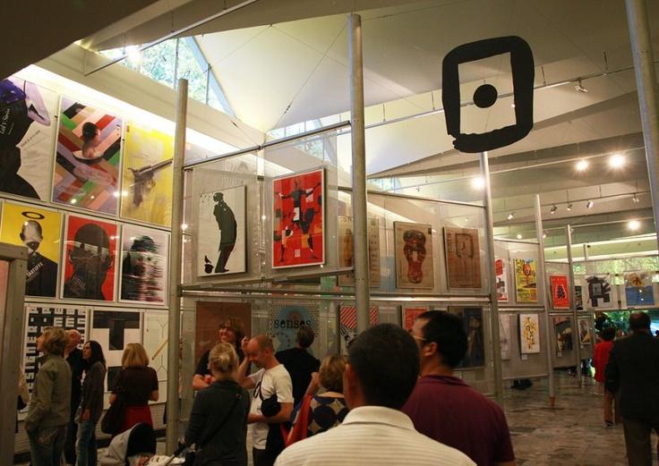 ARTS EVENTS. International Poster Biennale