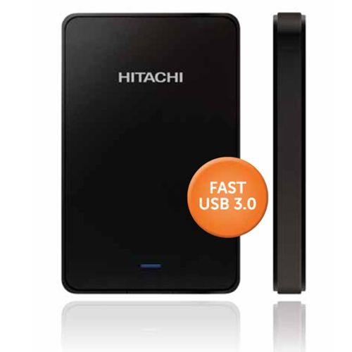 0S03455 External Hitachi 500GB Touro Mobile Black 0S03455 €44,90