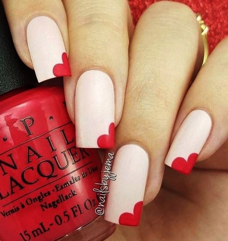 48 Rustic Nails Art Design Ideas For Valentine – Nails Art