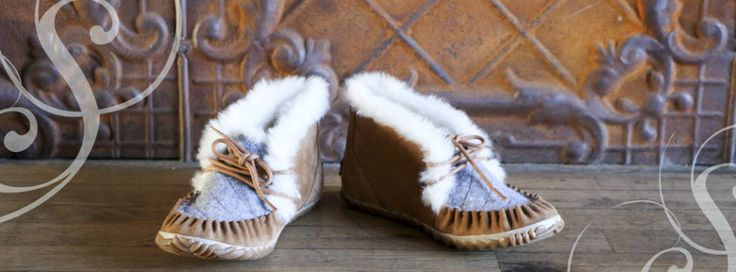 Cozy Sorel Slippers! http://www.solematesinc.com/product/sorel-out-n-about-felt-moc/  At Sole Mates Inc