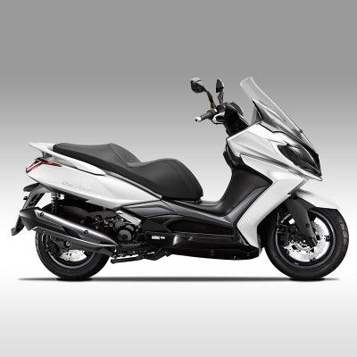DOWNTOWN 125 i ABS - KYMCO | SCOOTERS / MOTOS / QUADS