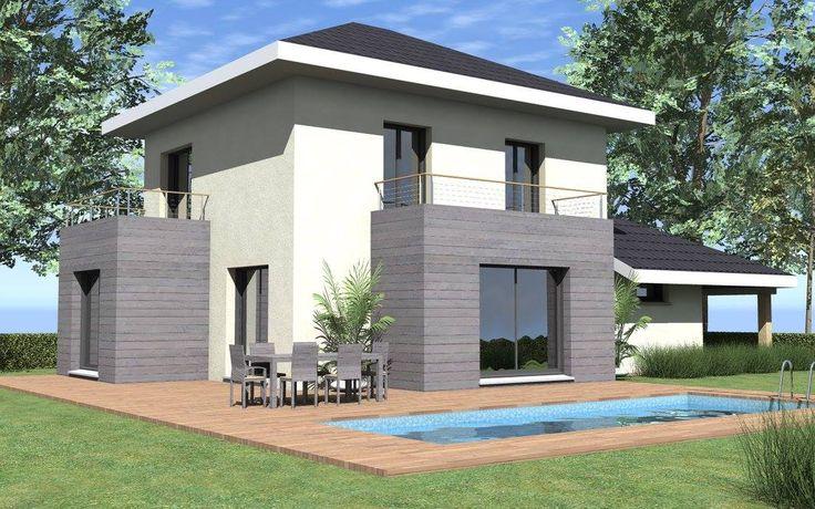 12 best votre maison en perspective images on pinterest for Maison vestale