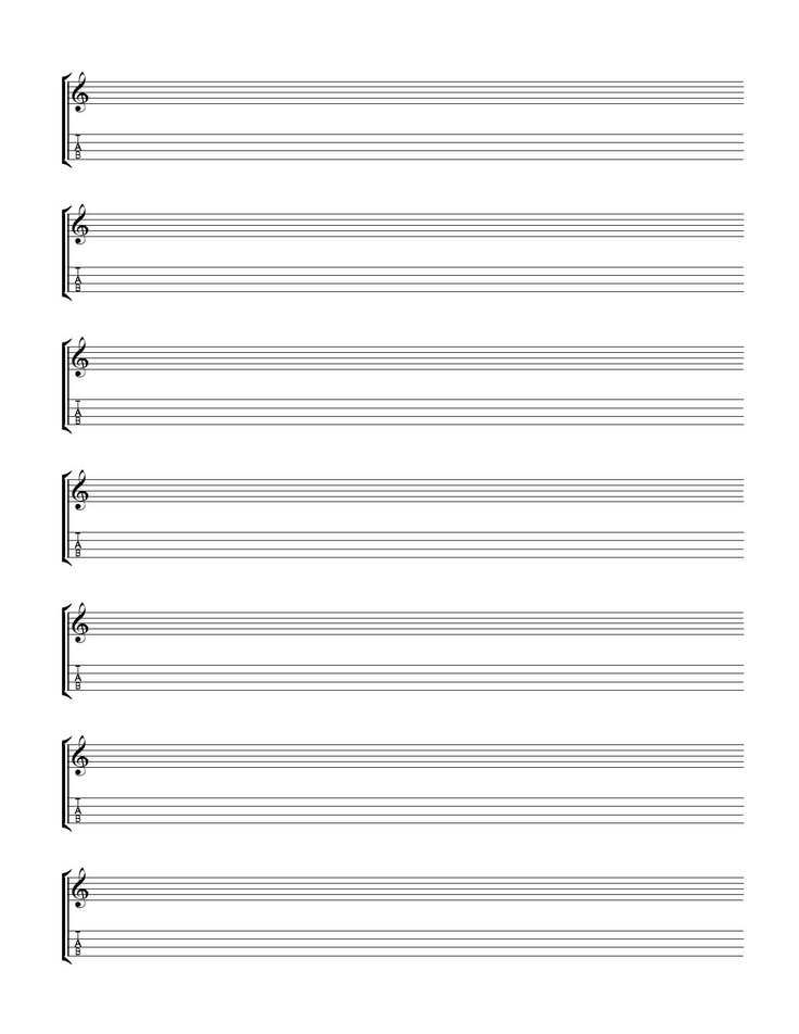 Mandolin tab u0026 notation sheet. Yes, print this out also. You may find yourself needing it ...