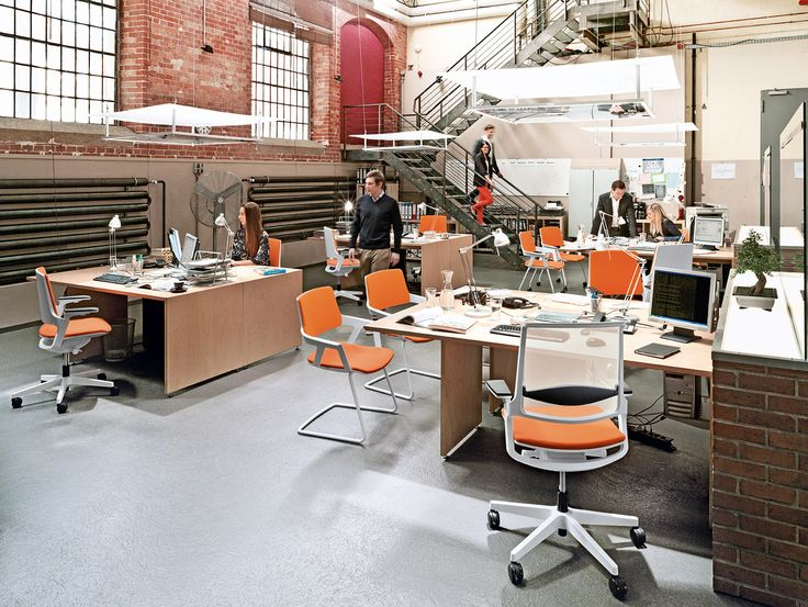 An Office We Love With Interstuhl MOVY