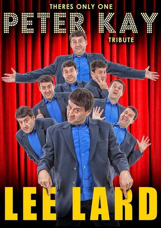 """Peter Kay Tribute Night, Friday 27th July 2018  Enjoy a divine three-course dinner followed by brilliant hilarity from the most popular comedy tribute act in the UK – Lee Lard's Pater Kay.  """"You ever dip your biscuit in your tea and it breaks? I swear now, you never get used to that.""""  A fabulous night from only £37.50 per person. Or make a weekend of it and book Bed & Breakfast for an additional £69.00."""