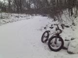 Bike Minnehaha creek
